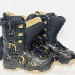 Vibram K2 secret women's snowboard boots
